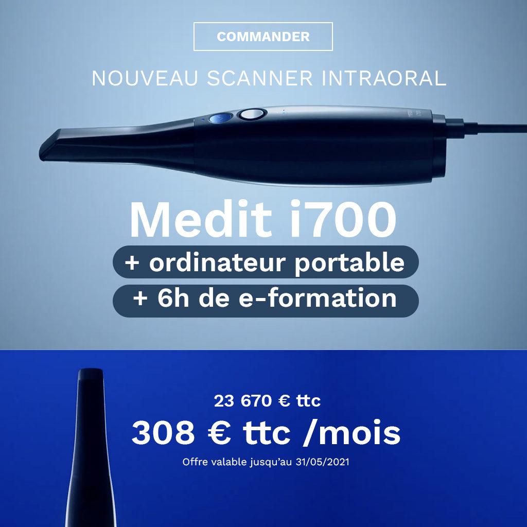 mEDIT I700 + ORDINATEUR