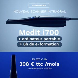 mEDIT I700 + ORDINATEUR